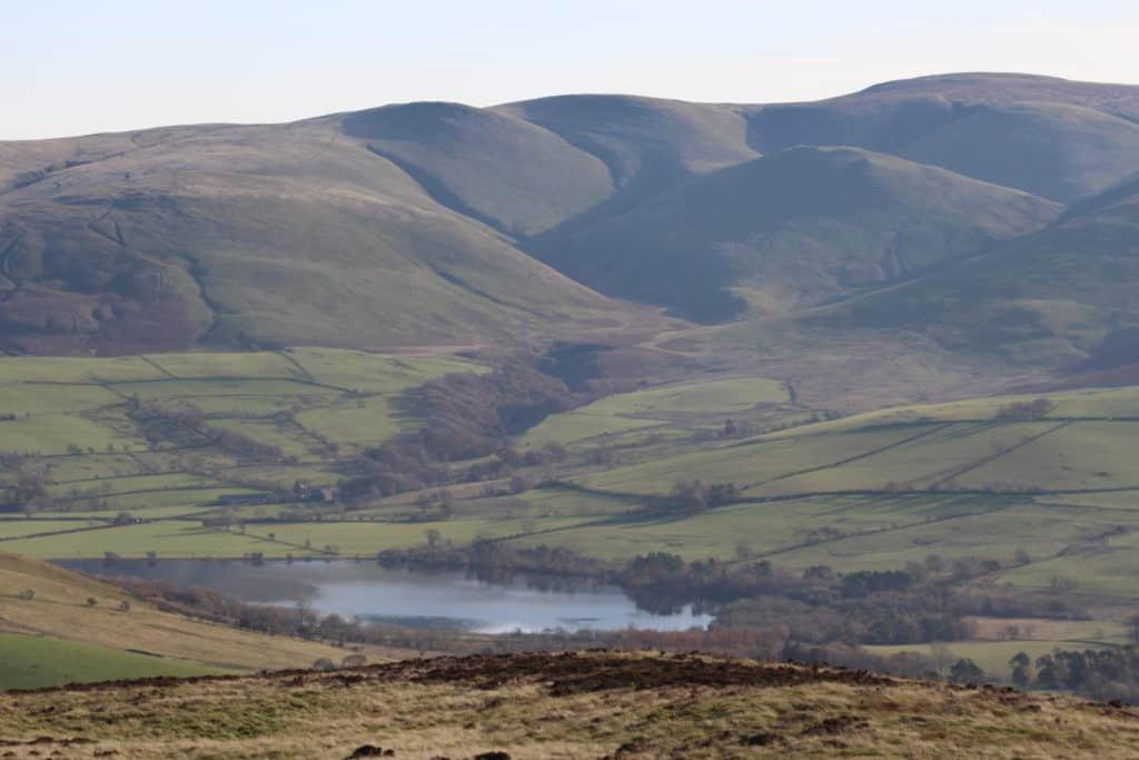 Overwater, The Cumbria Way, The Cockups